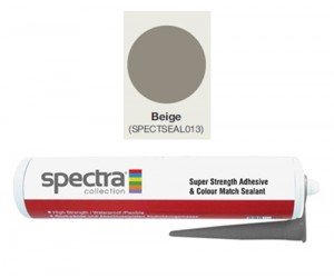 Beige Spectra Seal Joint sealing Compound