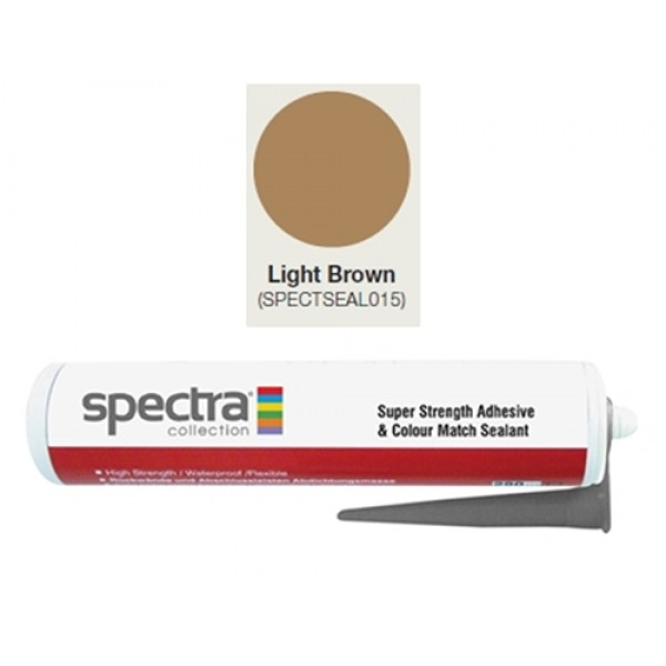 Light Brown Spectra Seal Joint sealing Compound