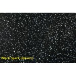 Spectra Black Spark Quartz Laminate Work Surface