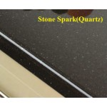 Spectra Stone Spark Quartz Laminate Work Surface