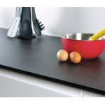 12.5mm Blackwood Wood Solid Surface Worktop