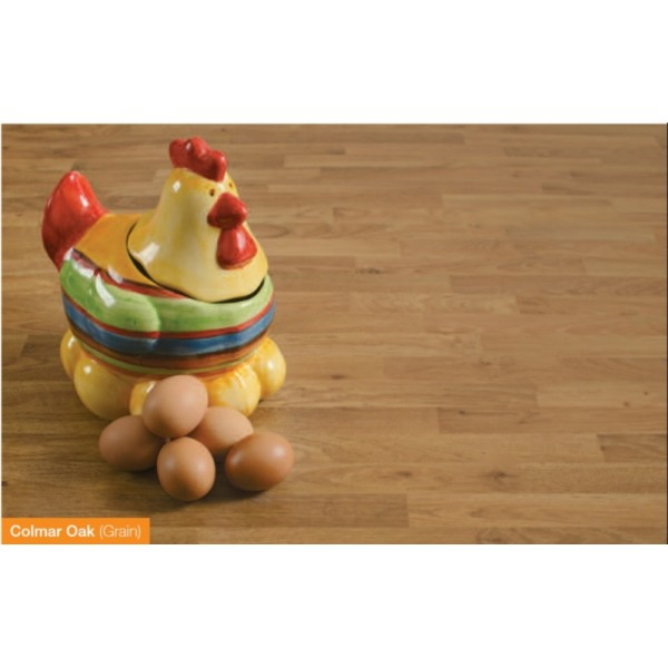 Spectra Colmar Oak (wood) Laminate Worktop
