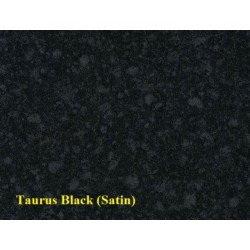 Taurus Black (Satin) Laminate Worktop 30mm