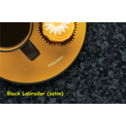 Black Labrador (Satin) Laminate Worktop