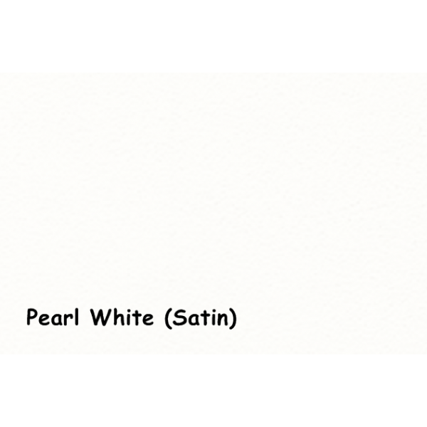 Pearl White (Satin) Laminate Worktop