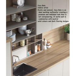 Coco Bolo H3012 ST22 Contemporary Worktop