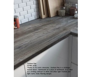 Jackson Pine H1486 ST36 Contemporary Worktop