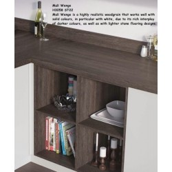 Mali Wenge H3058 ST22 Contemporary Worktop