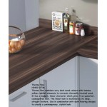 Thermo Pine H3420 ST36 Contemporary Worktop