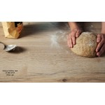 Natural Halifax Oak H1180 ST37 Premium Square Edge Worktop 38mm