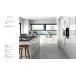 Openhouse Dover White Gloss Kitchen