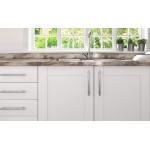 Openhouse Caerphilly White Oak Grain Five Piece Shaker Kitchen