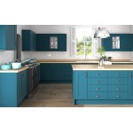 Openhouse St Ives Paintable Oak Grain Five Piece Shaker Kitchen