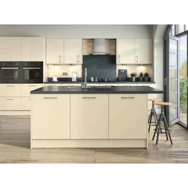 Openhouse Aberdeen Cream Gloss Kitchen